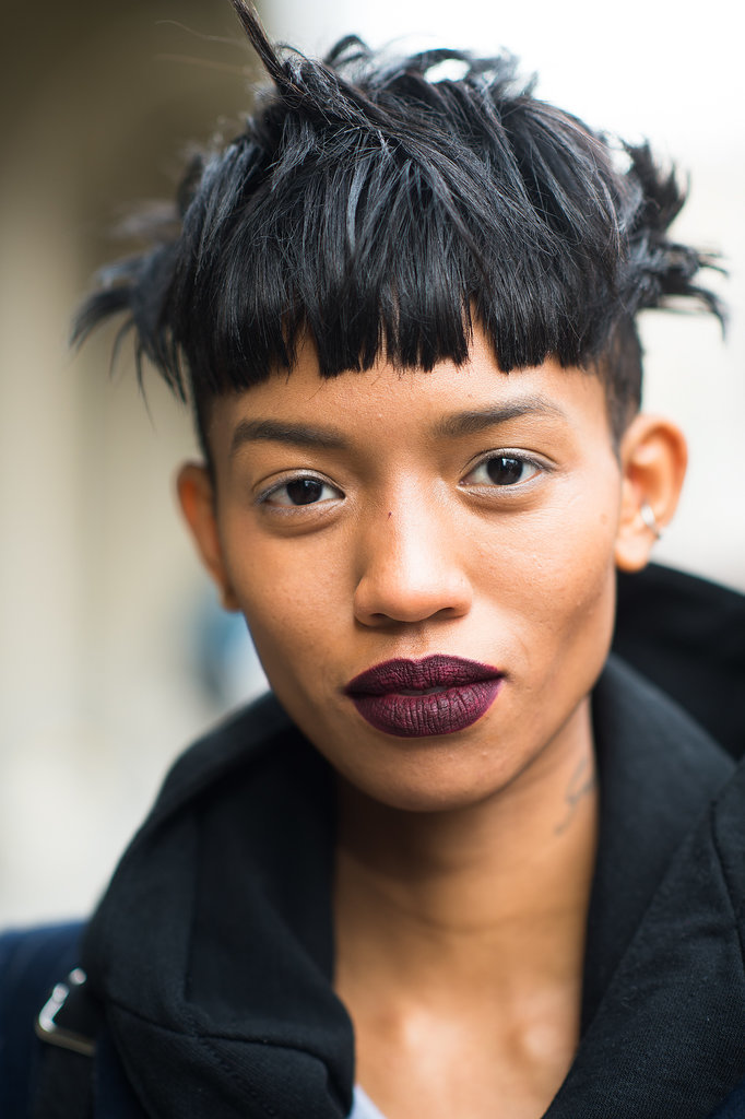 Street Style Hair And Makeup Ny Fashion Week Fall 2014