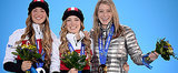 Hannah Kearney Just Misses the Moguls Gold