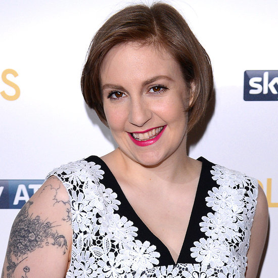 Lena Dunham Not That Kind of Girl Book