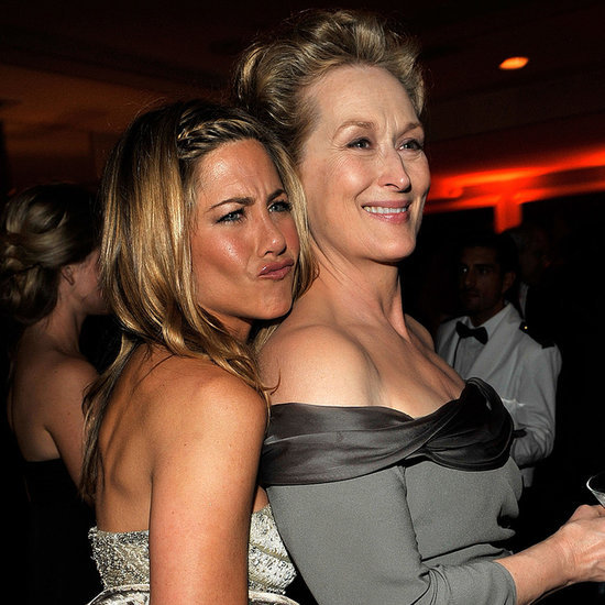 Pictures of Jennifer Aniston With Other Celebrities