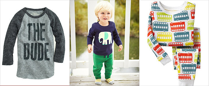 10 Wardrobe Additions For Your Dapper Little Dude