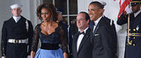 Michelle Obama's an American Girl in Paris Style