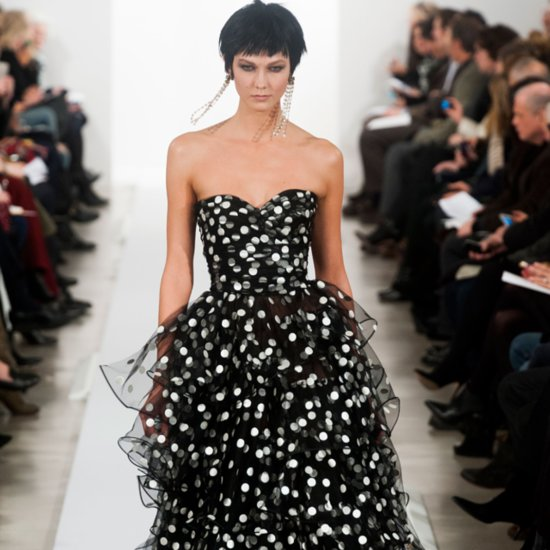 Oscar de la Renta New York Fashion Week Fall 2014 Show