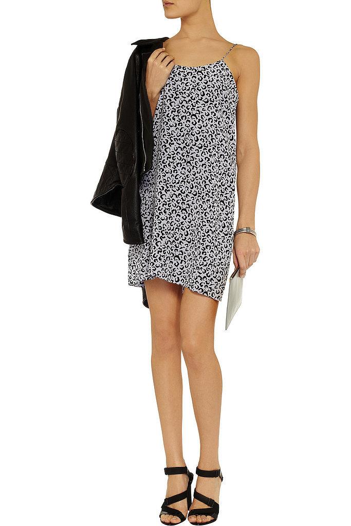 The Leopard Print Dress