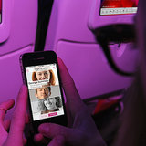 Travel Goes Tech: In-Flight Social Networks and Google Glass Check-In