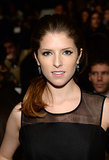 Anna Kendrick at Carolina Herrera