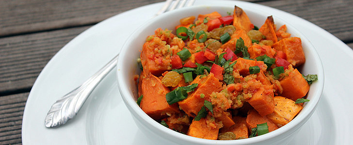 A Spicy Sweet Potato Salad That Can Help You Lose Weight