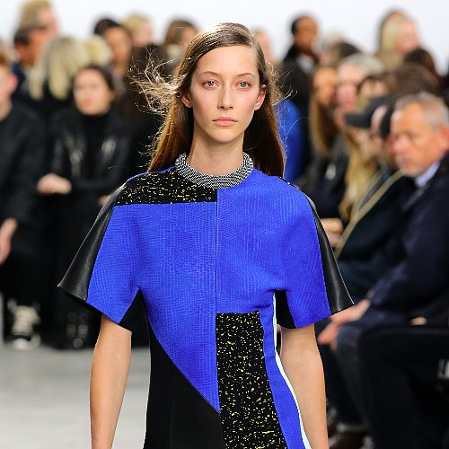 Proenza Schouler Beauty at 2014 Fall New York Fashion Week