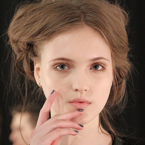 New York Fashion Week Prabal Gurung Fall 2014 Runway Beauty