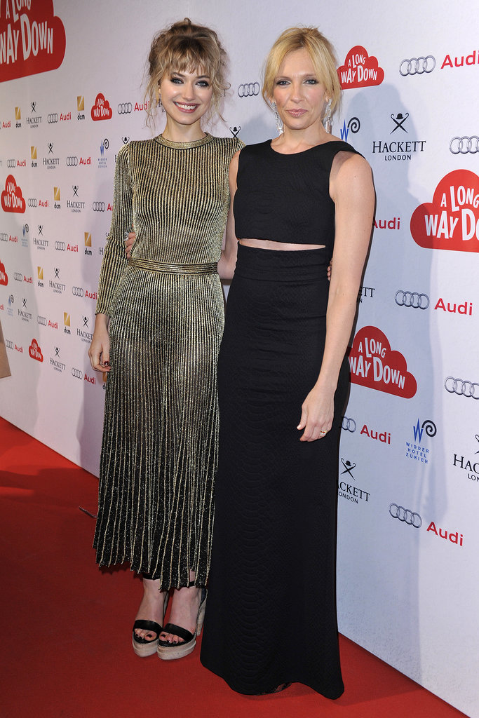 Imogen Poots and Toni Collette