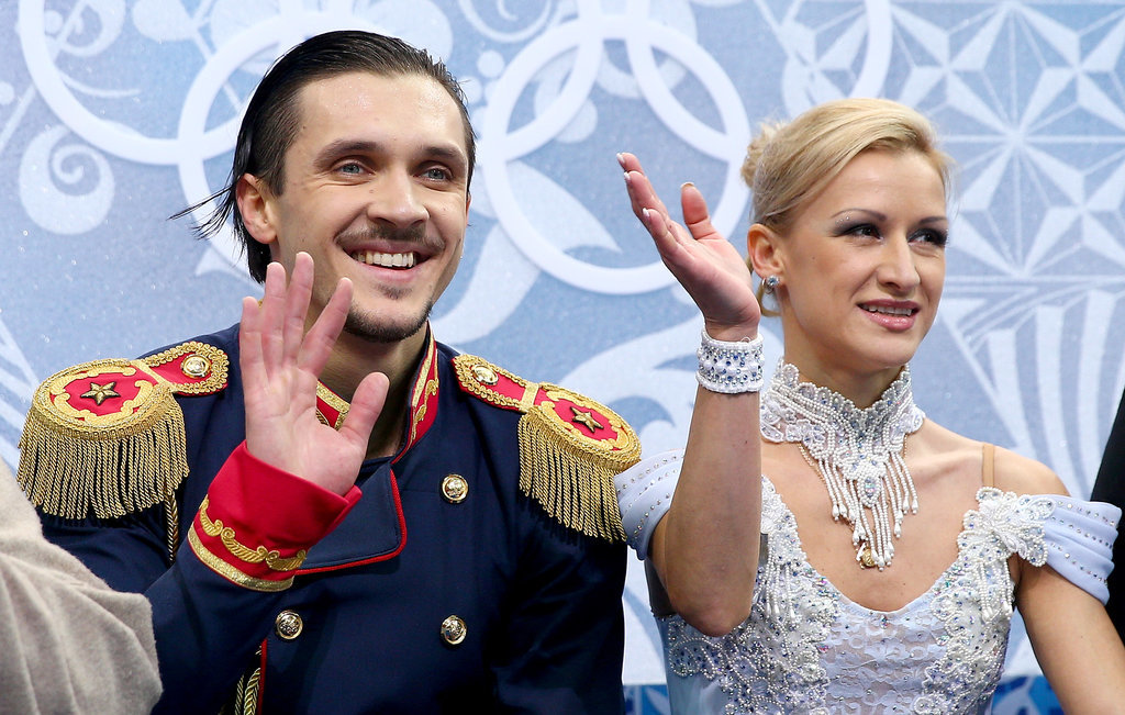 Disney Look-Alike Figure Skaters Get Best Score of All Time