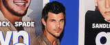 Taylor Lautner Replaces Andy Samberg in a BBC Comedy
