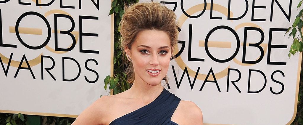 "Amber Heard: I'd Rather ""Shoot the Gun Than Wear a Wedding Dress"""