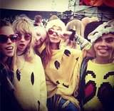She's Friends With Cara Delevingne