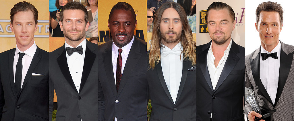 The Sexiest Man of Award Season: Will Jared Beat Benedict?