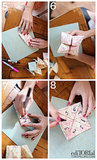 DIY Paper Fortune-Teller Place Cards