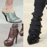 Best Shoes at New York Fashion Week Fall 2014