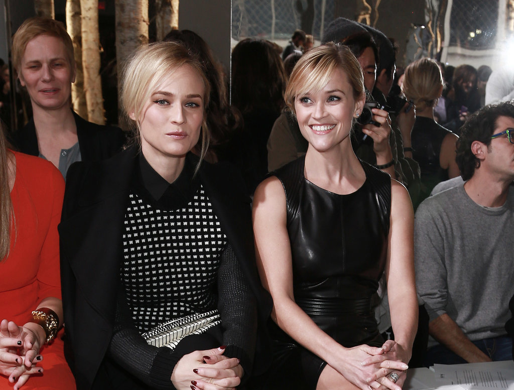 These Blondes Mean Business at Fashion Week