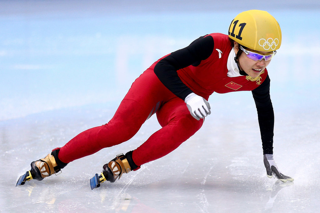 Olympic Speed Skaters Can Go From Last Place to Gold