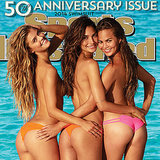 Sports Illustrated Bademodenausgabe 2014 Titelblatt