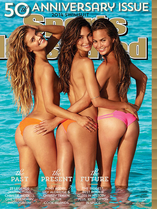 The 2014 SI Swimsuit Issue Is Revealed — With Not 1, but 3 Cover Stars!