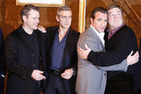 George Clooney and His Crew Are a Merry Band of Misfits