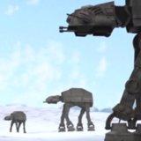 Star Wars Olympic Skier Video