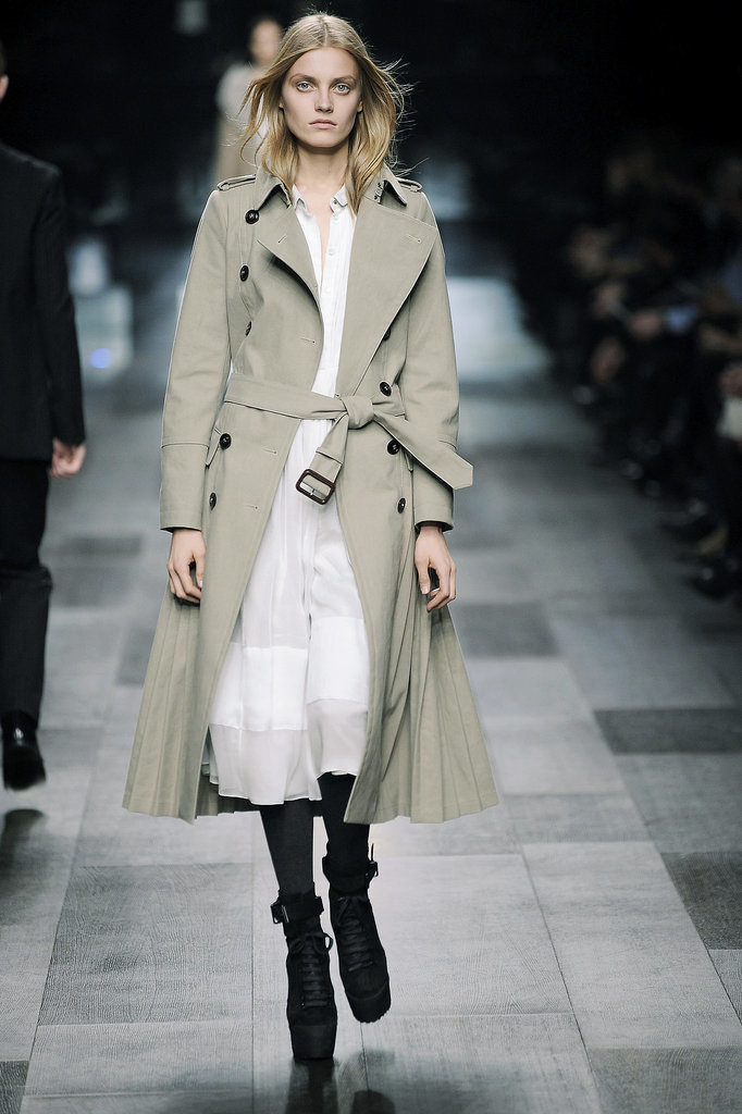 Burberry Prorsum Fall 2009