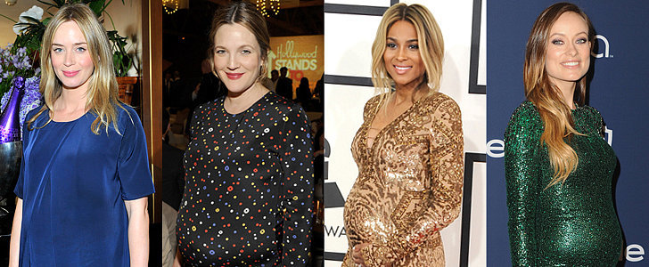 Oh Baby! See All the Expecting Stars