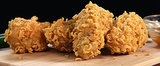 Cue the Cravings For Ramen-Crusted Chicken Wings