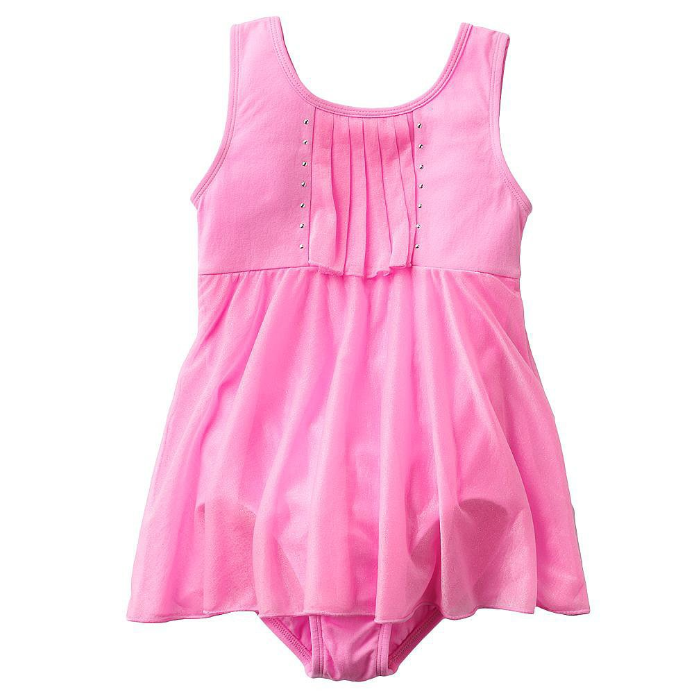 Babydoll Skirted Dance Leotard