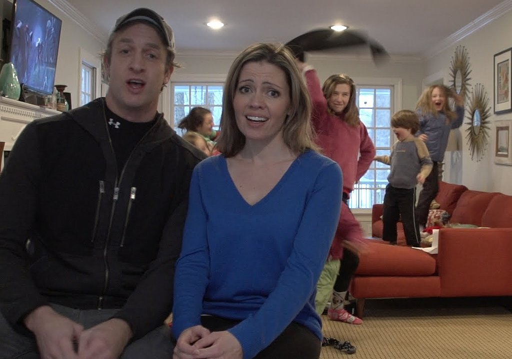 The Reality of a Snow Day From a Parent's (Musical) Perspective