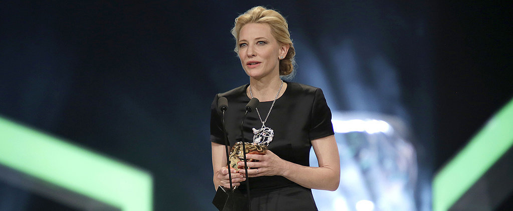 Cate Blanchett Gives a Heartfelt Tribute to Philip Seymour Hoffman