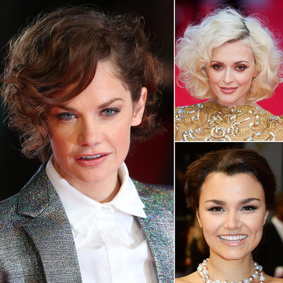 BAFTA Awards Beauty Looks from British Film Stars
