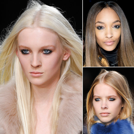 Topshop Unique Autumn 2014 Beauty | Runway Pictures