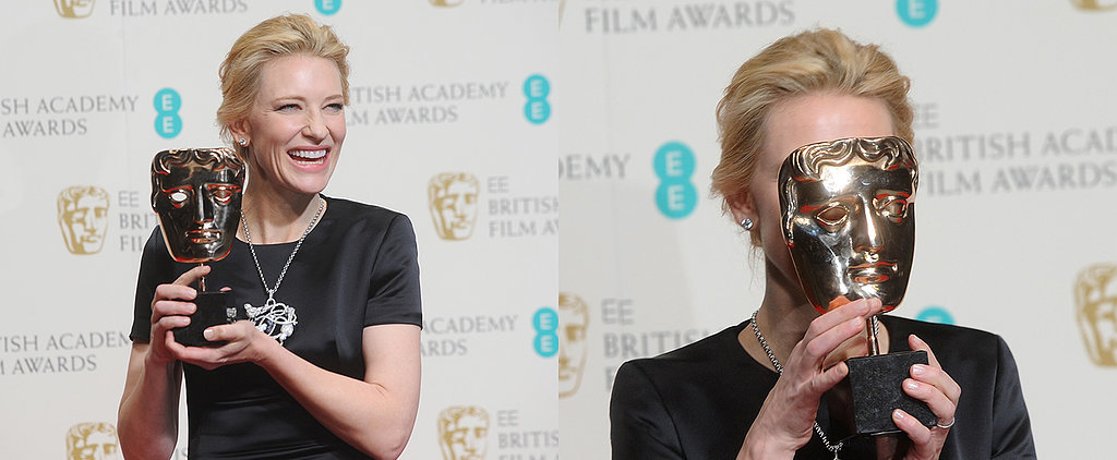 Cate Blanchett Pays Tribute to Late Friend Philip Seymour Hoffman