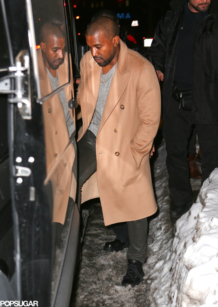 Kanye West Photos