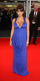 Halle Berry in Versace at the London Film Festival