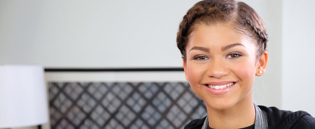 "A Role Model? No Thanks! Zendaya Says She's a ""Real Model"""