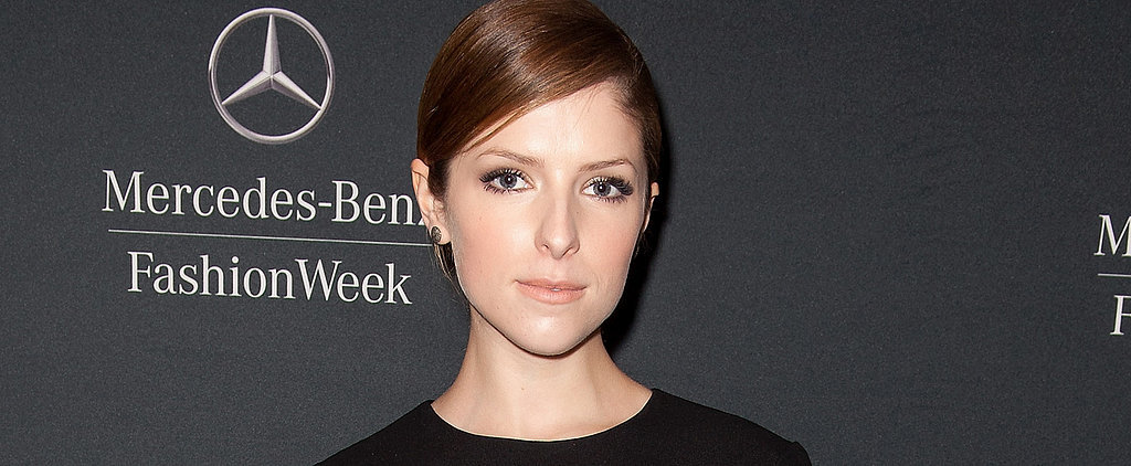 Anna Kendrick Admits Her Hollywood Girl Crush