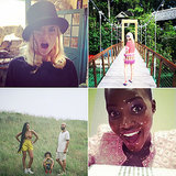 Winter What? Brighten Up With Hollywood's Sunniest Instagrams