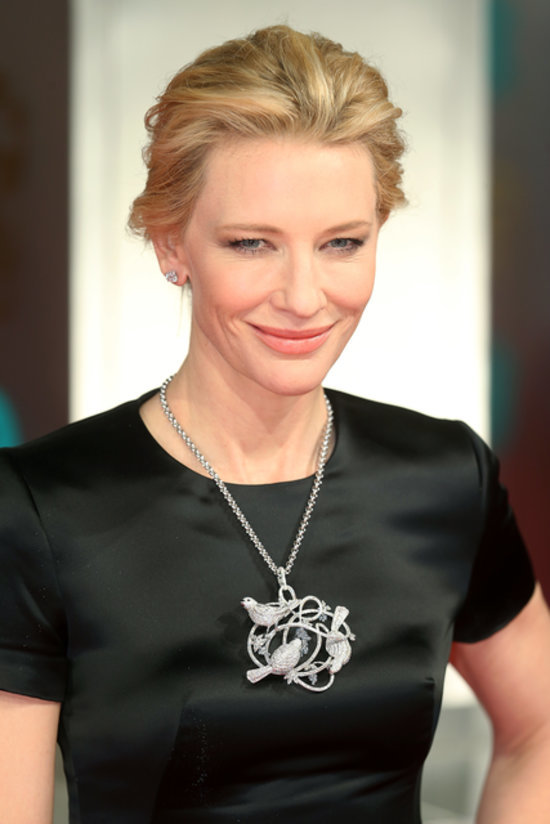 2014 BAFTA Awards Red Carpet Beauty Looks
