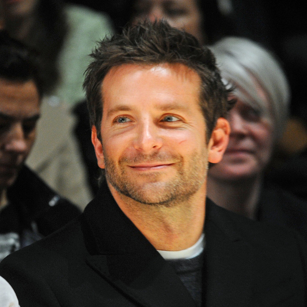 Man Crush Monday: Bradley Cooper Sits Front Row with Anna Wintour at Burberry for London Fashion Week