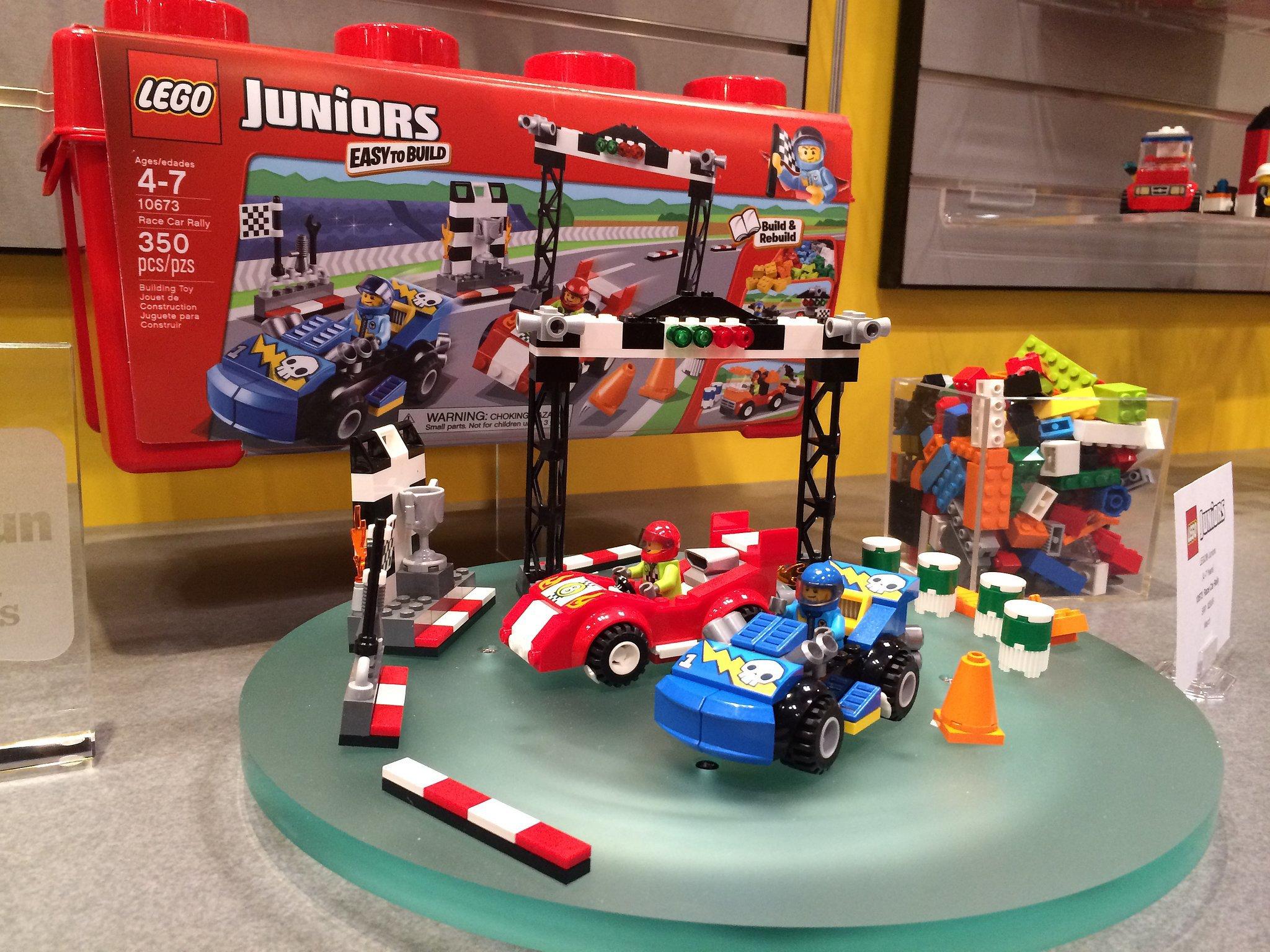 Lego Juniors Introduction