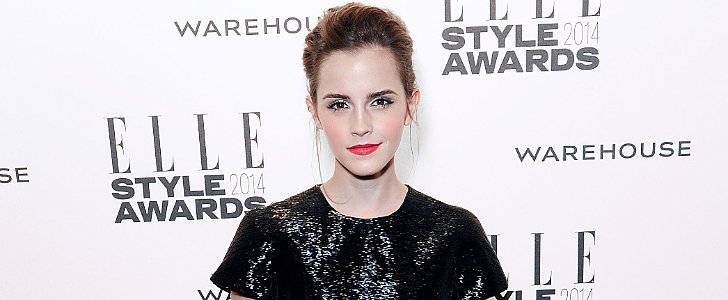 Emma Watson's Latest Dress Has Her in Knots!