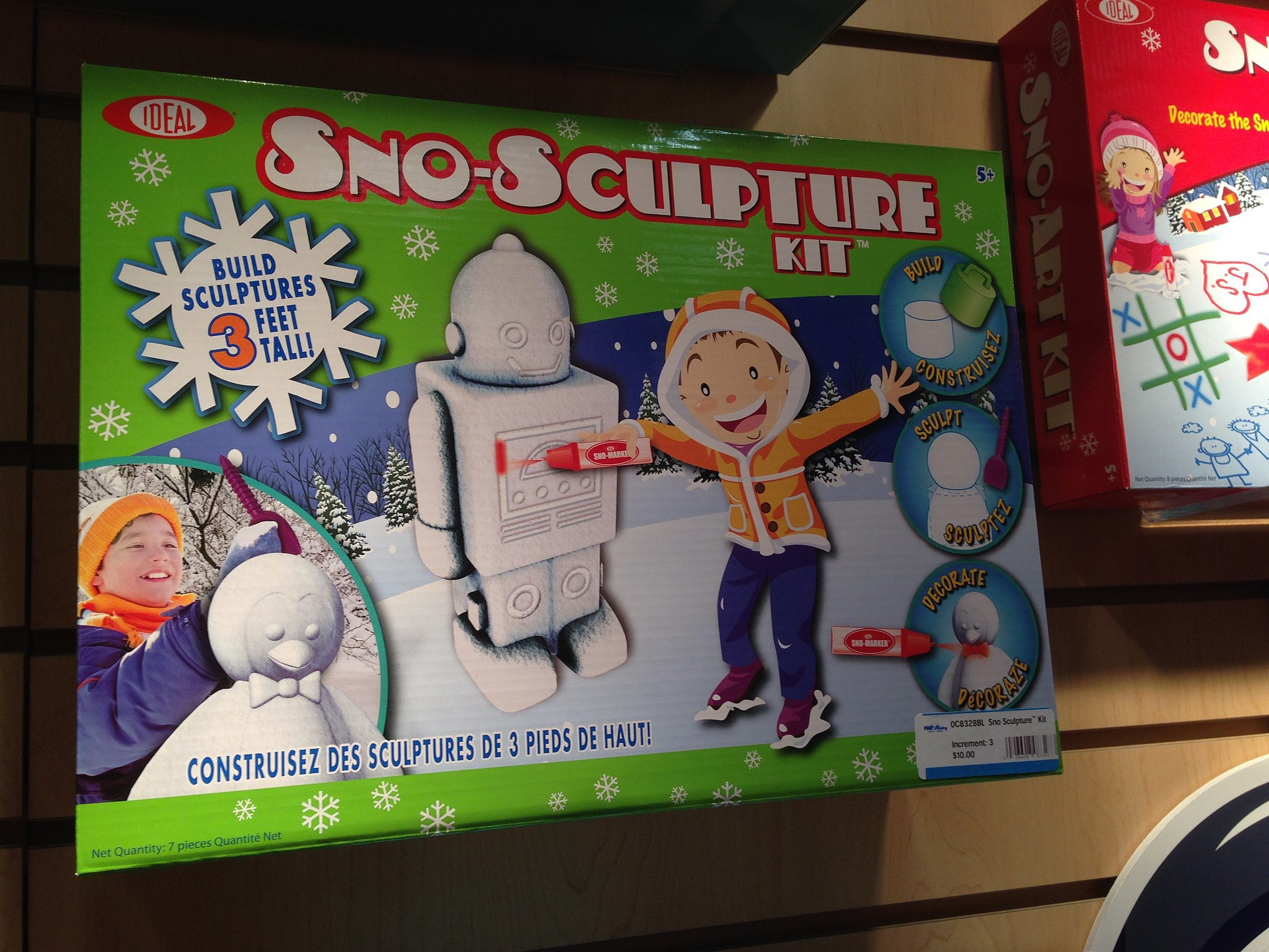 Sno-Sculpture Kit