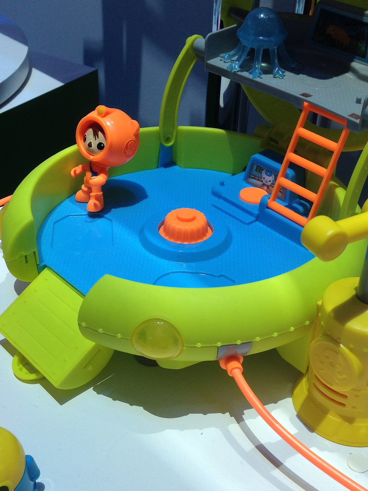 Octonauts Play Set