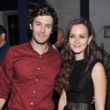 Leighton Meester and Adam Brody Are Married