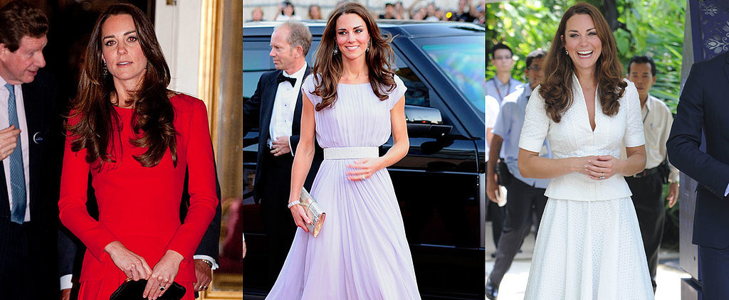 Kate Middleton's Love Affair With Alexander McQueen Continues