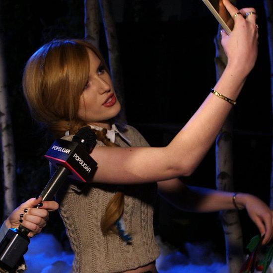 Celebrity Tips on Taking Instagram Selfie Photos | Video